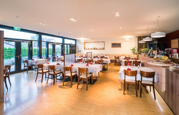 Gaststätte im Bürgermeister-Pohl-Haus