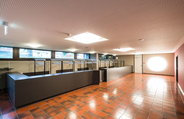 Garderobe (Bürgermeister-Pohl-Haus)
