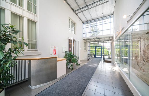Foyer (Ernst-Ludwig-Saal)
