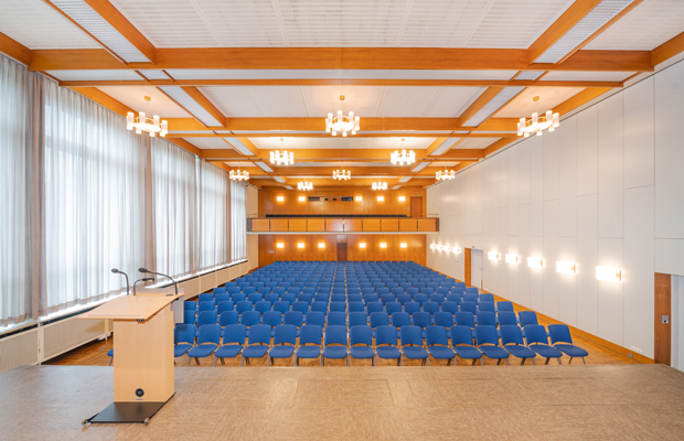Saal (Justus-Liebig-Haus)