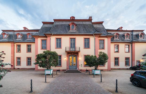 Eingangsportal (Orangerie)
