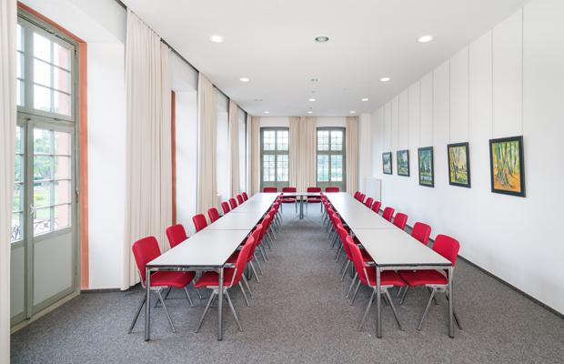 Sitzungszimmer Ost (Orangerie)